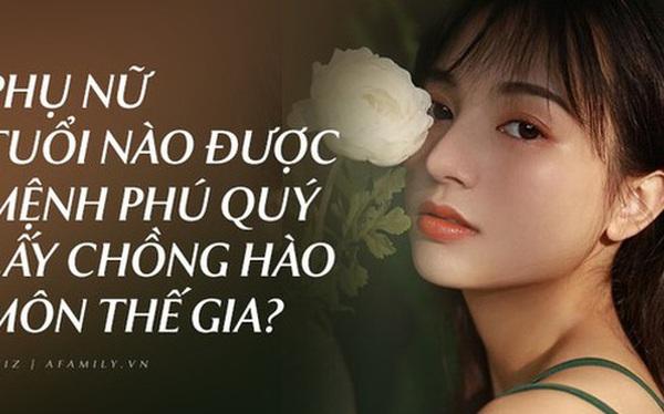 Phụ nữ thuộc con giáp này không mệnh Phượng Hoàng cũng mệnh Kim Kê, trời sinh nhan sắc mỹ miều, lại được mệnh phú quý lấy chồng hào môn thế gia