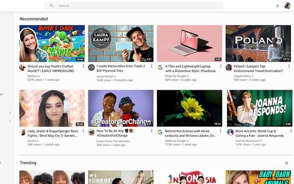 YouTube công bố giao diện mới, nhà sáng tạo nội dung vừa mừng vừa lo