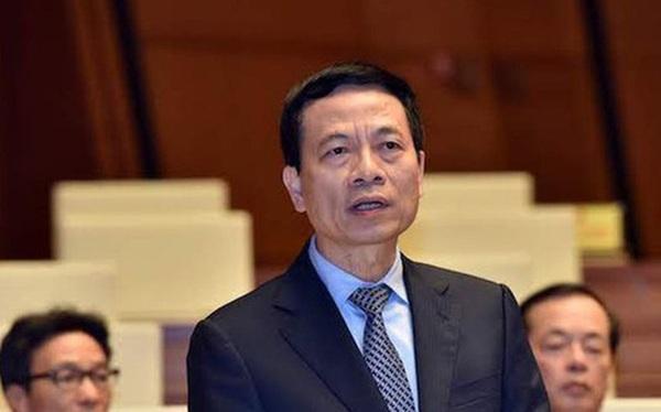Bộ trưởng Nguyễn Mạnh Hùng: Trong việc đấu tranh để các nền tảng xã hội hạ game không phép, game cờ bạc xuống, Google Play hợp tác đến 92% nhưng Apple chưa được 30%