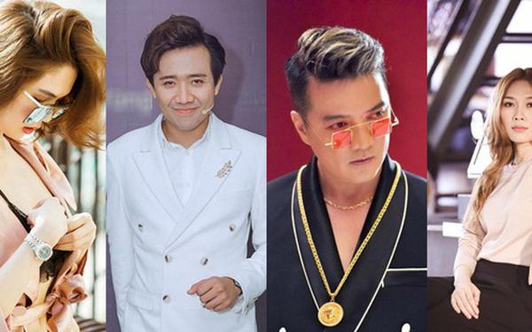 Nghệ sĩ Việt sở hữu mức cát-xê cao khủng khiếp cỡ nào?