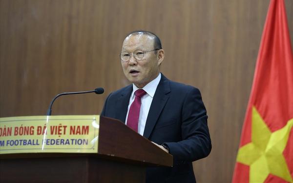 Báo Hàn tiết lộ thêm điều khoản có lợi cho HLV Park Hang-seo