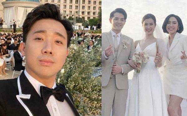 Cập nhật: 200 sao Việt xúng xính váy áo dự đám cưới đẹp như mơ của Đông Nhi - Ông Cao Thắng