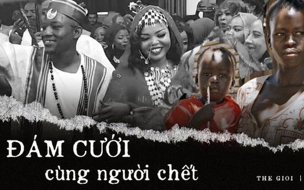 """Chuyện lấy chồng... ma ở Nam Sudan: Tưởng kinh dị mà ai cũng xem là bình thường, con cái sau này cũng được tính là của """"bố ma"""""""