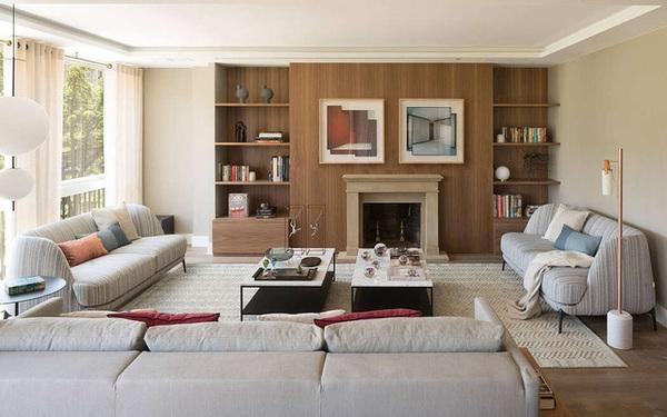 Bài trí đơn giản nhưng căn hộ này xứng đáng cho người thời thượng trong cuộc sống hiện đại