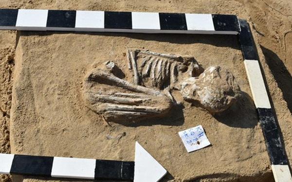 Phát hiện hầm mộ có nhiều tầng thời La Mã, Hy Lạp cổ đại tại Ai Cập