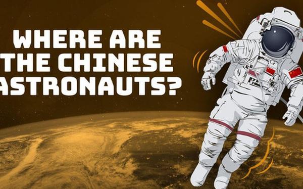 Tại sao Trung Quốc không gửi phi hành gia vào vũ trụ trong những năm gần đây?