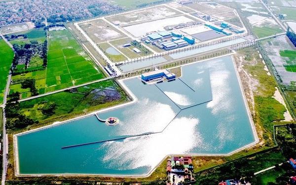 Aqua One được Hà Nội giao thêm nhà máy nước sạch nghìn tỷ đồng