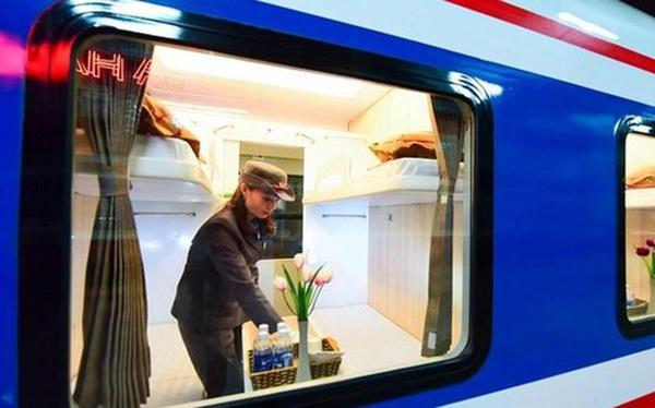"""Đường sắt sẽ """"lột xác"""" nhờ hàng trăm toa xe chất lượng cao"""
