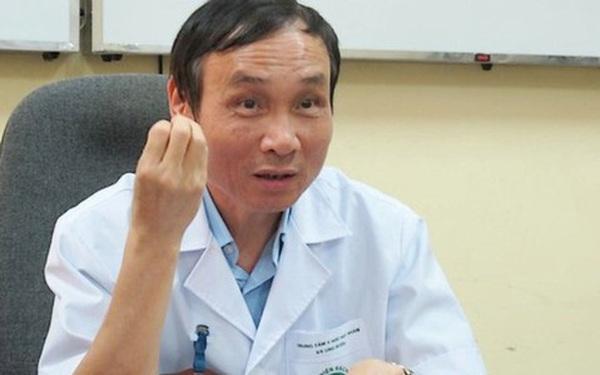 Bỏ đói tế bào ung thư, nguyên PGĐ BV Bạch Mai chưa gặp ai khỏi bệnh