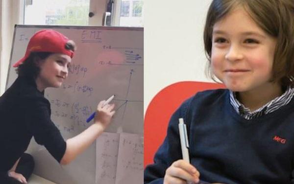 Cậu bé 9 tuổi này sắp trở thành người nhận bằng Đại học trẻ nhất trên Thế giới