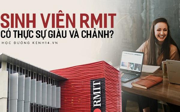 Sinh viên RMIT toàn con nhà giàu, tính chảnh chọe, học lực kém nhưng lương khởi điểm nghìn đô: Câu trả lời sẽ khiến bạn bất ngờ đấy!