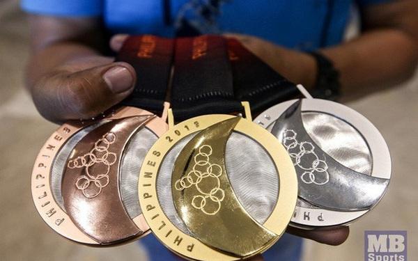 Philippines sử dụng kim loại quý hiếm bậc nhất thế giới, đắt gấp 6 lần Vàng để làm huy chương SEA Games 30