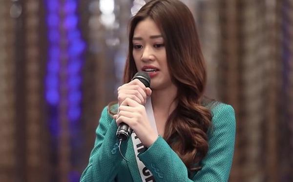 Tân Hoa hậu Hoàn vũ Việt Nam Khánh Vân công khai chuyện là nạn nhân của bạo hành và ấu dâm