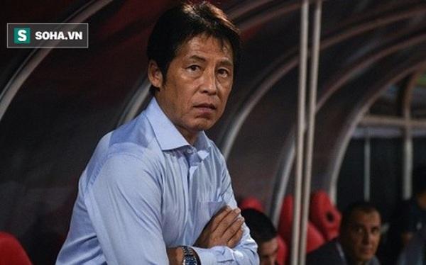 HLV Nishino nhận thông báo chính thức về tương lai sau thất bại ở SEA Games