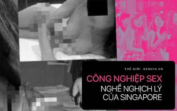 """Chuyện về ngành """"công nghiệp sex"""" Singapore: Bán dâm hợp pháp và vòng luẩn quẩn lách luật của những cô """"gái đứng đường"""" không còn lựa chọn"""