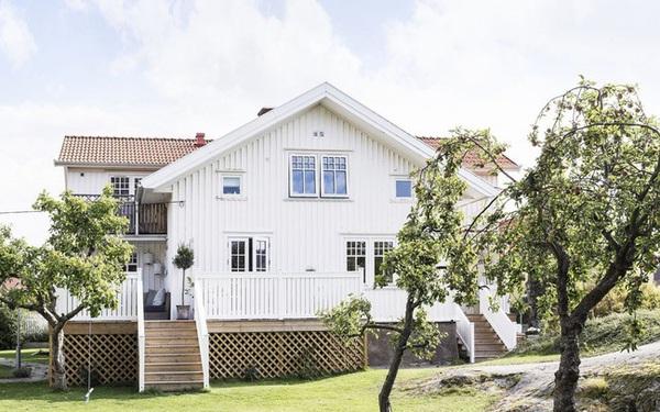 Ngôi nhà mơ ước nơi miền quê ở Thụy Điển: Sống ở đây bảo sao người ta luôn viên mãn
