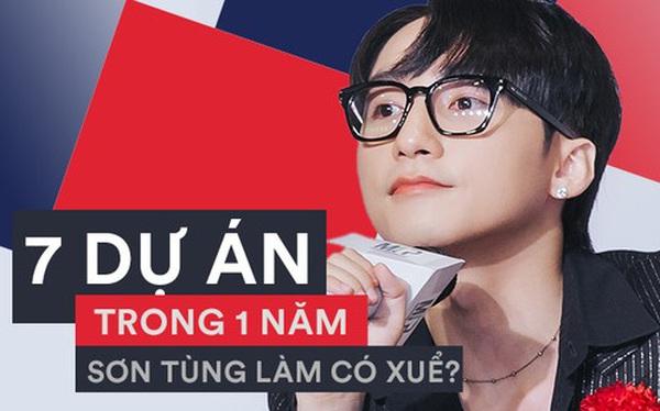 Đăng ký KPI quá khủng cho 2020, Sơn Tùng M-TP có mặc một chiếc áo quá rộng?