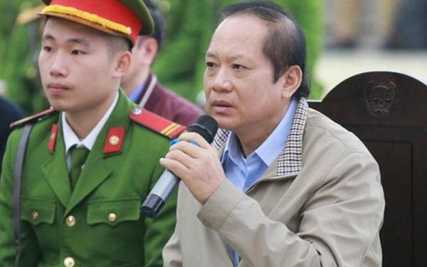 """Ông Trương Minh Tuấn: """"Nhận hối lộ là nỗi nhục, tôi xin lỗi nhân dân, Đảng và Nhà nước"""""""