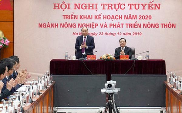 Thủ tướng: Không có chuyện thiếu thịt lợn, xử lý nghiêm phao tin để trục lợi