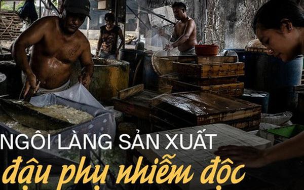 Đậu phụ nhiễm độc ở Indonesia: Món ăn rẻ tiền được sản xuất từ rác thải nhựa của Mỹ chứa hóa chất gây chết người khiến ai cũng rùng mình