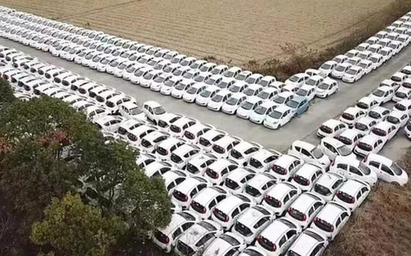 Nghĩa trang xe điện - Nơi chôn vùi giấc mơ khởi nghiệp xe dùng chung ở Trung Quốc