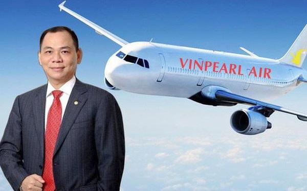 Vinpearl Air của tỷ phú Phạm Nhật Vượng muốn bay ngay năm 2020, có lãi năm 2023