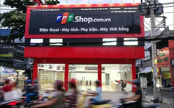 Cổ phiếu FPT Retail xuống thấp nhất từ trước đến nay