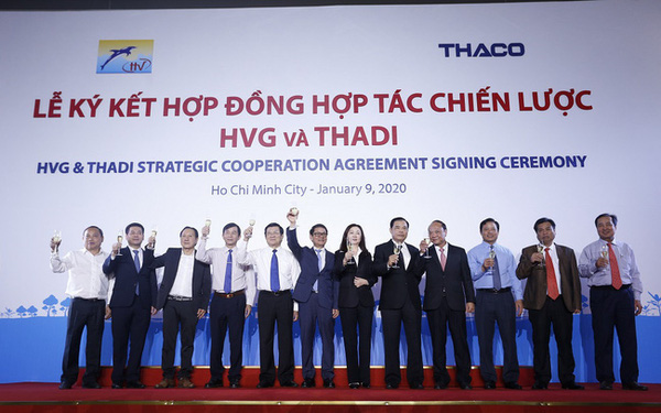 Công ty con của Thaco đã sở hữu hơn 24% vốn tại Thuỷ sản Hùng Vương