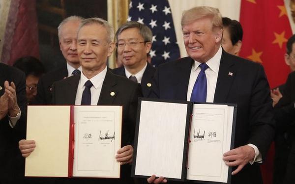 5 điểm quan trọng nhất trong thỏa thuận thương mại Mỹ – Trung Quốc giai đoạn một
