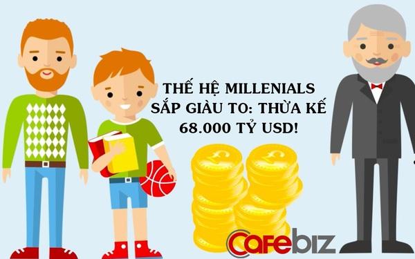 Nếu sinh ra từ khoảng năm 1980 đến 2000, bạn sẽ giàu gấp 5 lần hiện tại vào năm 2030