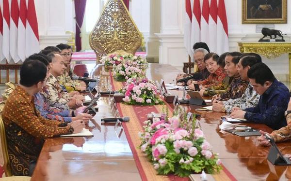 SoftBank đề nghị đầu tư 40 tỷ USD vào thủ đô mới của Indonesia