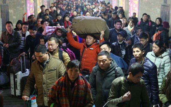 Tại sao hàng triệu bạn trẻ Trung Quốc không muốn về quê ăn Tết?
