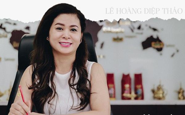 Hậu ly hôn ngàn tỷ, bà Lê Hoàng Diệp Thảo dốc sức làm thương hiệu cho King Coffee: Sát cánh cùng các cầu thủ, hỗ trợ VĐV nữ vay vốn kinh doanh nhượng quyền, vào công ty làm để ổn định kinh tế