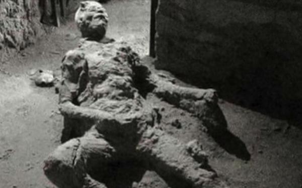 Những cái chết trong dung nham núi lửa: não hóa thành thủy tinh vì quá nóng