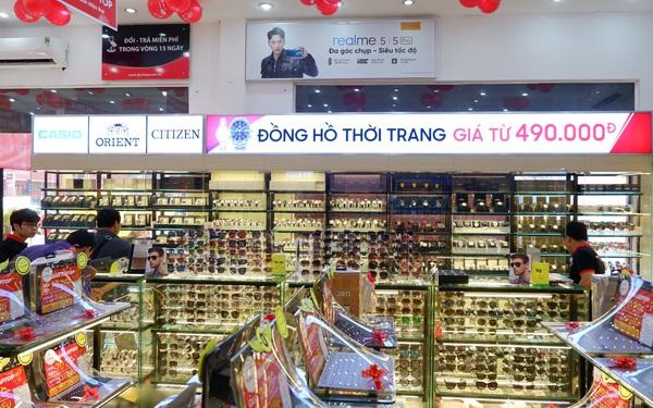 FPT Shop nhảy vào kinh doanh thêm đồng hồ, chính thức gia nhập cuộc đua với Thế Giới Di Động, PNJ, Đăng Quang Watch...