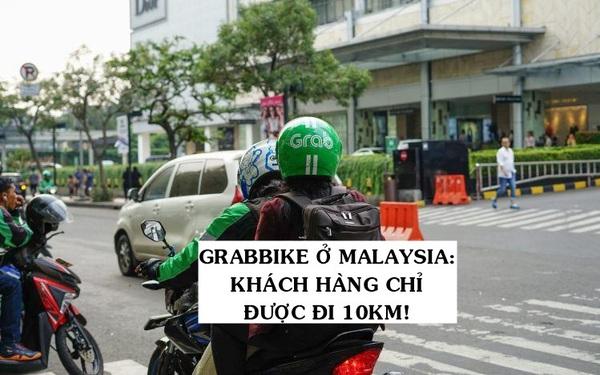 Grab chính thức thí điểm GrabBike ở Malaysia