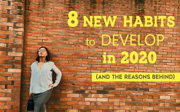 """Năm mới rồi, đừng làm khổ mình nữa: 8 thói quen tốt càng duy trì 2020 càng """"lên hương"""""""