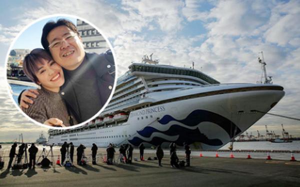 """Chuyện chưa kể về gia đình người phụ nữ Việt bị từ chối lên chiếc du thuyền định mệnh có 136 người nhiễm nCoV: """"May mắn này có lẽ phải 10 năm cộng lại!"""""""