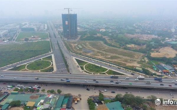 Hà Nội: Cận cảnh tuyến đường Nguyễn Xiển - Xa La nghìn tỷ vừa thông xe