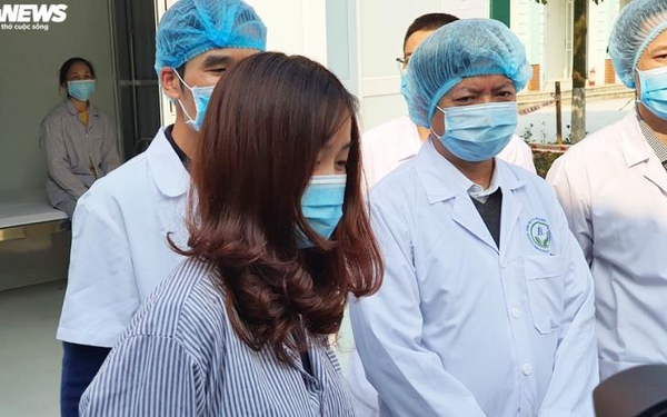 Bệnh nhân nhiễm Covid-19 xuất viện xin lỗi 'vì ảnh hưởng đến nhiều người'