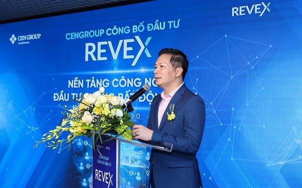 """CenGroup rót 1 triệu USD vào dự án """"mua chung"""" bất động sản Revex: Ứng dụng công nghệ blockchain, nhà đầu tư có 1 triệu đồng cũng góp vốn mua nhà được"""
