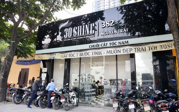Báo Hàn gọi 30Shine là chuỗi tóc lớn nhất Đông Nam Á