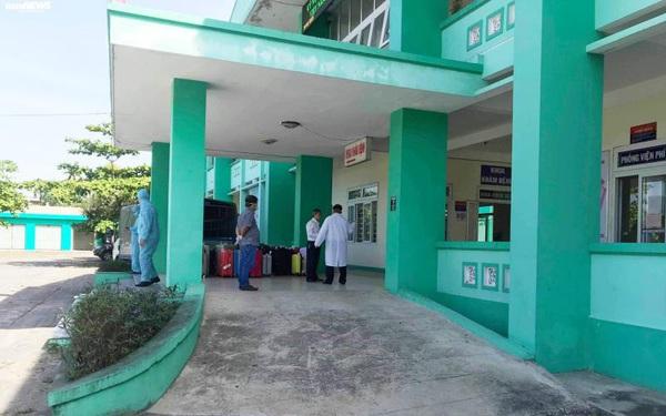 Đoàn du khách Hàn Quốc không chịu cách ly tại bệnh viện ở Đà Nẵng
