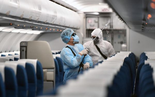 """Kết quả hình ảnh cho vietnam airline thay đổi suất ăn trên máy bay tránh Corona"""""""