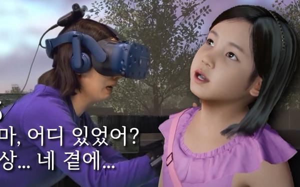 Cuộc gặp gỡ đầy nước mắt của người mẹ với con gái đã mất bằng công nghệ VR gây tranh cãi: Nhân đạo hay bi thảm?
