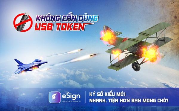 Chữ ký số mới tại Việt Nam không dùng USB Token