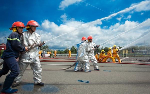 PV GAS tích cực hướng tới Tháng hành động về An toàn vệ sinh lao động năm 2020