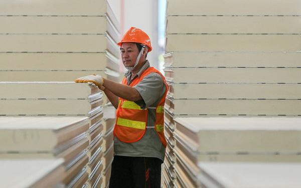 """Panel cách nhiệt – """"vật liệu xanh"""" trong xây lắp kho lạnh"""