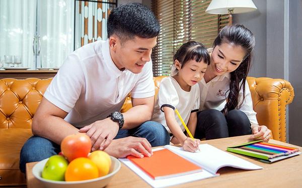 5 điều bố mẹ cần ghi nhớ để con yêu thích học tập và có thành tích tốt