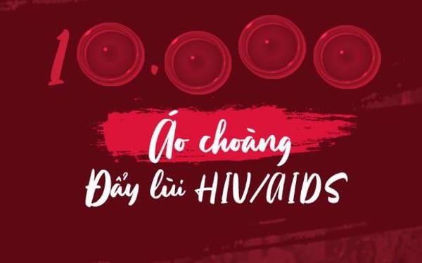 Chỉ cần một hành động nhỏ để cùng đẩy lùi HIV/AIDS, bạn đã sẵn sàng chưa?